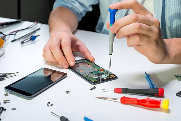 telefoon repareren Delft